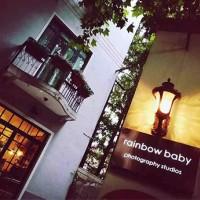 上海RainbowBaby儿童摄影Family story