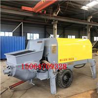 济宁30型混凝土输送泵 浇灌泵二次结构浇筑泵