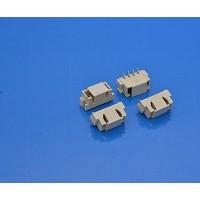 深圳市连接器厂家直销JST XH贴片针座2.5间距连接器产品