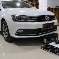 山东潍坊昌乐汽车音响改装 大众朗逸音响升级调音 隔音降噪