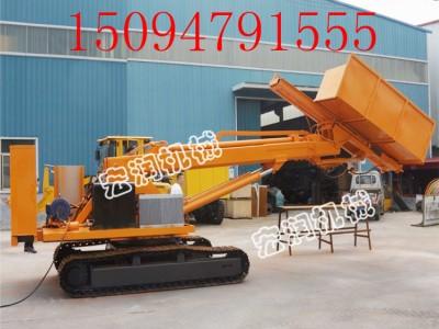 供应基坑护坡钻机  履带式锚固钻机  护坡钻机厂家