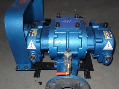 罗茨真空泵检修时需要注意的事项