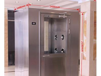 重庆单人双吹风淋室厂家提供现货风淋室 价格低