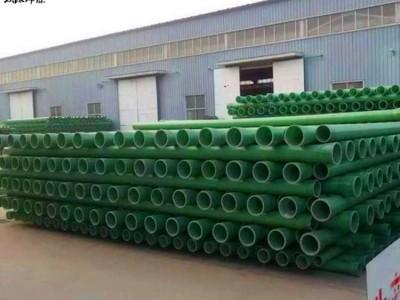 众钛排污玻璃钢管道 玻璃钢管道 工艺玻璃钢管道 缠绕玻璃钢管