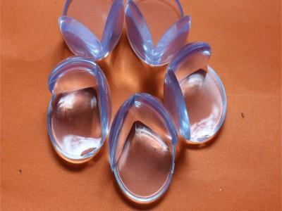 婴幼儿安全桌透明防撞角 配双面胶PVC环保无毒材料