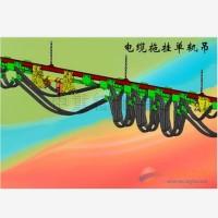 优质供应矿用单轨吊TDY-150单轨吊型号齐全单轨吊