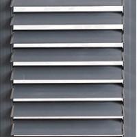 电动铝合金百叶窗厂家热卖
