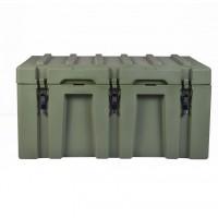 滚塑箱 军用箱 固定战备箱 部队 野战装备 训练器材 给养