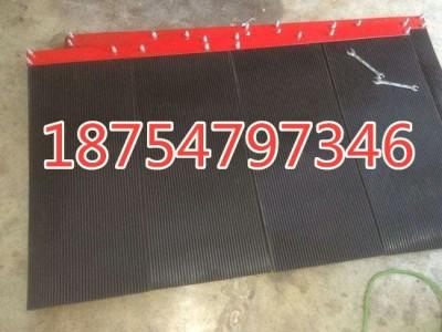 挡尘帘批发生产 橡胶条防尘帘 输送