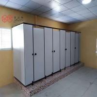 富滋雅厕所隔断厂洗手隔断防潮防水隔墙