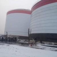 盖州市大型储存罐  骨料钢板仓   利浦仓  水泥罐