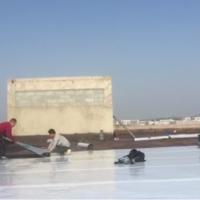 屋面防水工程高分子自粘胶膜防水卷材