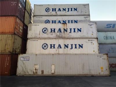 天津冷藏集装箱 20英尺40英尺 6米12米冷藏箱出租出售