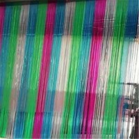 河北夏季防蚊手撕pvc玻璃细条门帘