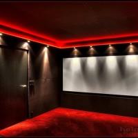 私家影院定制设计 音视频 舞台灯光智能家居