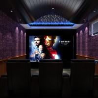 私家影院定制设计 音视频 舞台灯光 专业音响
