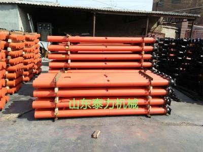巷道支护设备 dw型单体液压支柱