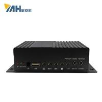 IP网络对讲广播系统 专业生产研发网络音频产品