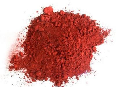 什么原因影响氧化铁红的色度