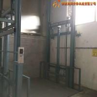 山东青岛液压导轨式升降货梯厂房仓库专用提升机厂家