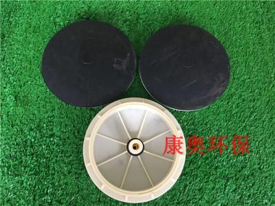 膜片式曝气器的特点