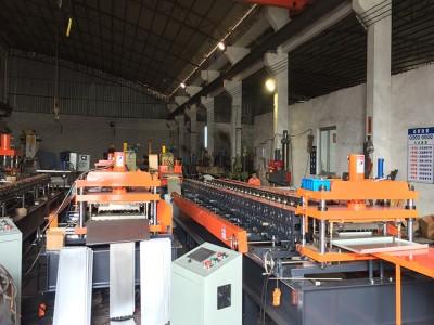 佛山市顺德区厂家华唐直销安辰式层板机冷弯成型设备