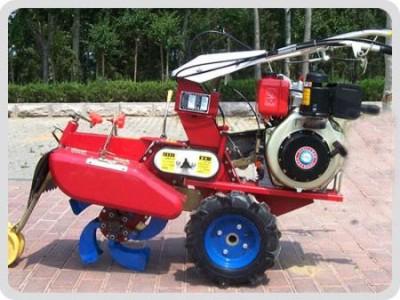 微型独轮开沟培土机微型培土机小型开沟培土机田园管理机吧