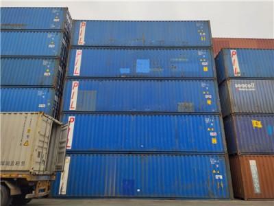 天津二手集装箱 海运集装箱出租出售 箱型齐全 价格低廉