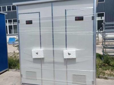 河北沧州钢构科技移动厕所双人可定制