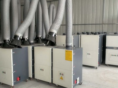 即墨焊接烟尘净化器专业的生产企业环保认可达标