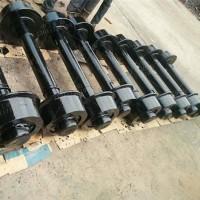 铸钢材质的矿车轮对 标准矿车轮对 空心铸钢矿车轮